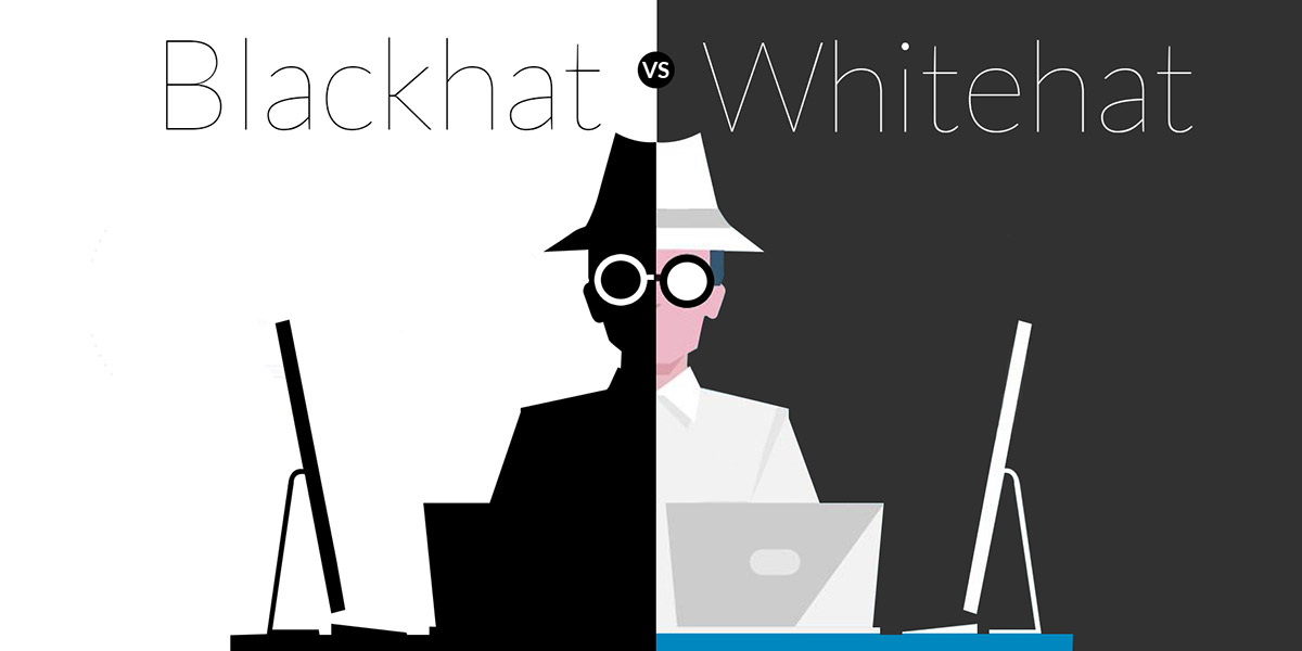White hat εναντίον black hat SEO
